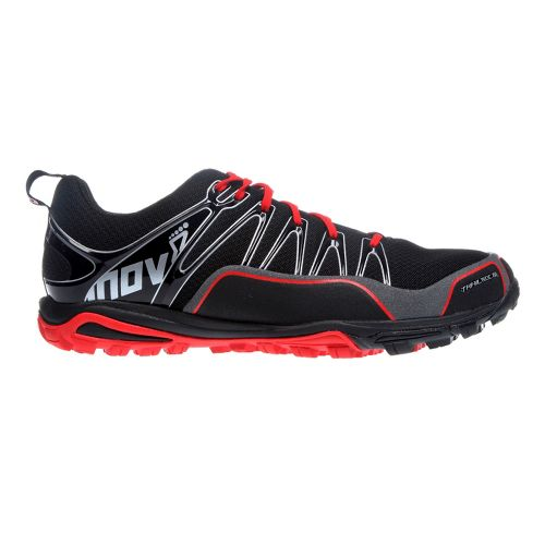 Inov-8 TrailRoc 255 Trail Running Shoe - Black/Red 7.5