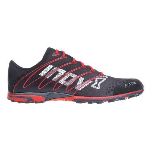 Inov-8 F-Lite 195 Cross Training Shoe - Grey/Red 5.5