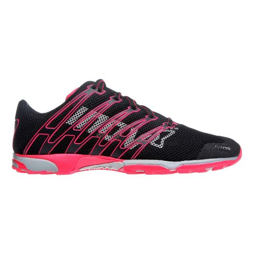 Womens Inov-8 F-Lite 215 Running Shoe - Black/Pink 7