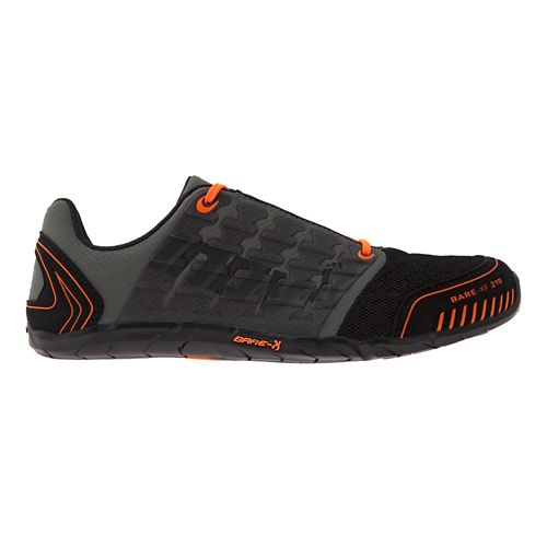 Mens Inov-8 Bare-XF 210 Cross Training Shoe - Black 10.5