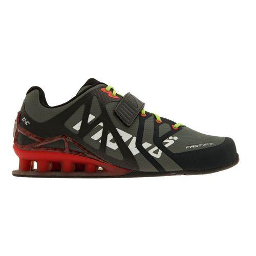 Mens Inov-8 FastLift 335 Cross Training Shoe - Forest/Black 11