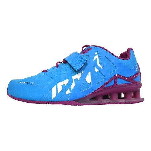 Womens Inov-8 FastLift 315 Cross Training Shoe - Blue/Purple 11