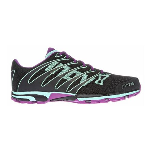 Womens Inov-8 F-Lite 239 Cross Training Shoe - Black/Mint 8