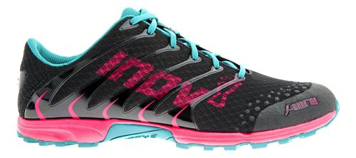Womens Inov-8 F-Lite 195 Cross Training Shoe - Black/Berry 5.5