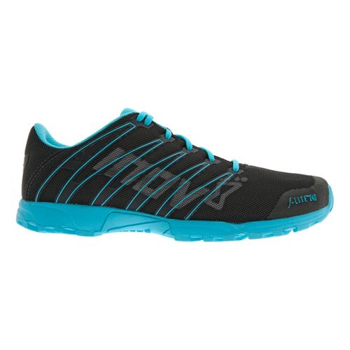 Womens Inov-8 F-Lite 240 Cross Training Shoe - Black/Blue 6.5