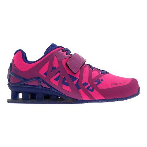 Womens Inov-8 FastLift 335 Cross Training Shoe - Pink 7
