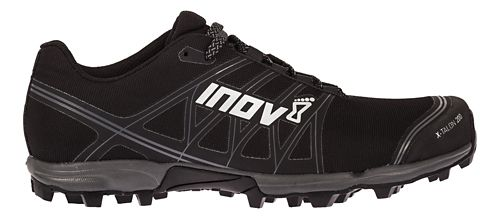 Inov-8 X-Talon 200 Trail Running Shoe - Black/Grey 7.5