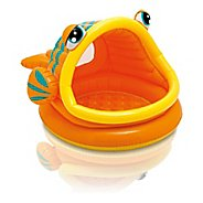 Intex Lazy Fish Baby Shade Pool Fitness Equipment