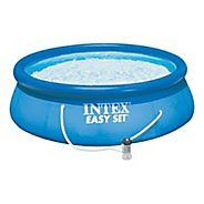 "Intex 15' x 42"" Easy Set Pool Set Fitness Equipment"