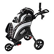 Izzo Golf Dart Compact Push Cart Holders