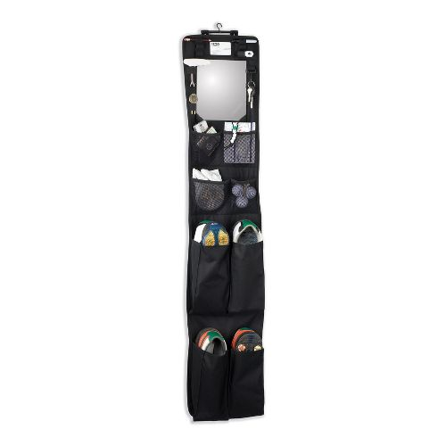 Izzo Golf Locker Bag Storage System Bags - Black