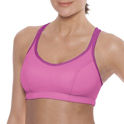 Womens Champion Shape T-Back Sports Bra - Fandago Pink/Fuschia 38C