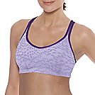 Womens Champion Printed Shape T Back Sports Bra