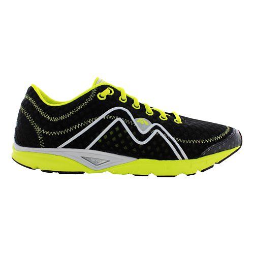 Mens Karhu Flow3 Trainer Fulcrum Running Shoe - Black/Flumino 10