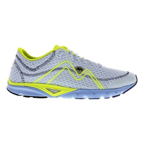 Womens Karhu Flow3 Trainer Fulcrum Running Shoe - Light Blue/Scream 7.5