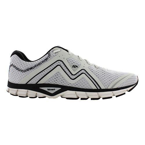Mens Karhu Fluid3 Fulcrum Running Shoe - Grey/Black 8.5