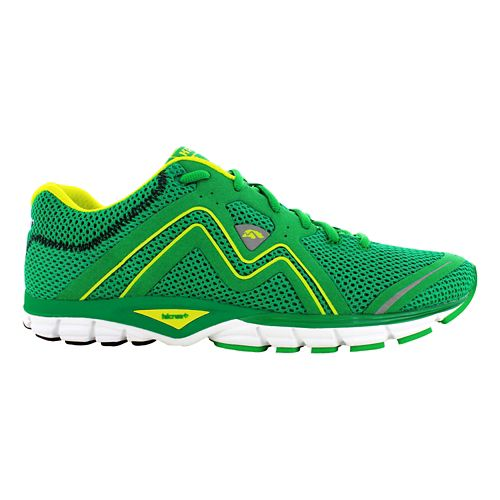 Mens Karhu Fluid3 Fulcrum Running Shoe - Jelly Bean/Flumino 9
