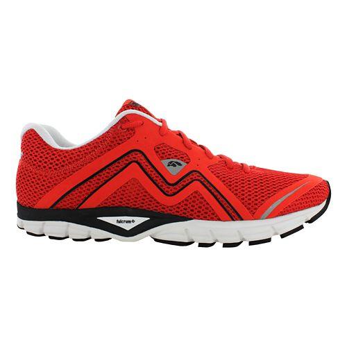 Mens Karhu Fluid3 Fulcrum Running Shoe - Red/Black 12