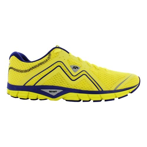 Mens Karhu Fluid3 Fulcrum Running Shoe - Aurora/Dusk Blue 8.5