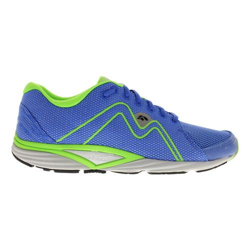 Mens Karhu Forward4 Fulcrum Running Shoe - New Royal/Apple 10.5