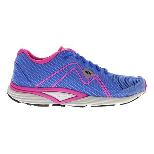 Womens Karhu Forward4 Fulcrum Running Shoe - New Royal/Spirit 6.5