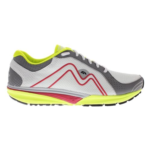 Mens Karhu Fast4 Fulcrum Running Shoe - Cloud/Cherry 8