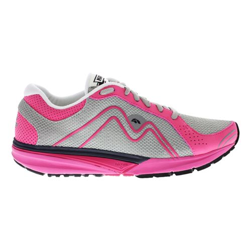 Womens Karhu Fast4 Fulcrum Running Shoe - Cloud/Double Pink 6