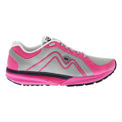 Womens Karhu Fast4 Fulcrum Running Shoe - Cloud/Double Pink 7.5