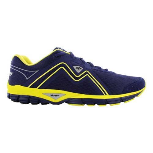 Mens Karhu Steady3 Fulcrum Running Shoe - Deep Navy/Aurora 11
