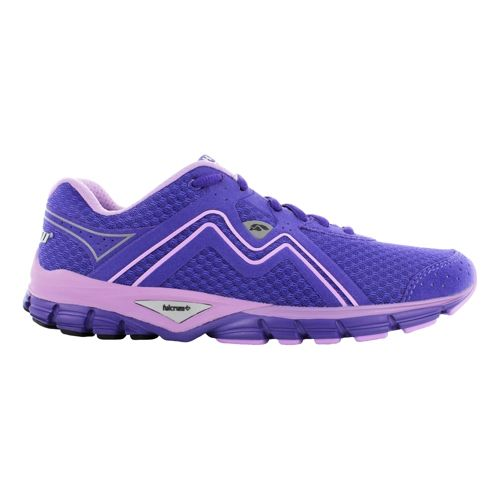 Womens Karhu Steady3 Fulcrum Running Shoe - Liberty Purple/Sheer Lilac 7