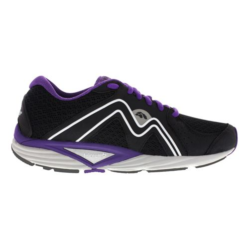 Womens Karhu Stable3 Fulcrum Running Shoe - Black/Vision 10
