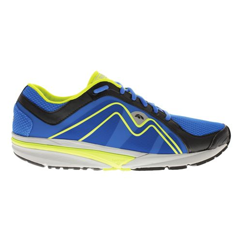 Mens Karhu Strong4 Fulcrum Running Shoe - Blue 2x/Scream 12