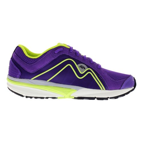 Womens Karhu Strong4 Fulcrum Running Shoe - Vision/Scream 6.5