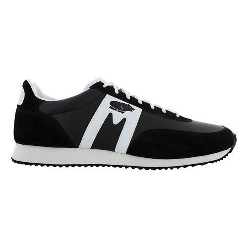 Karhu Albatross Casual Shoe - Black/White 8
