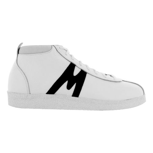 Karhu M Trampas Mid Casual Shoe - White/Black 12