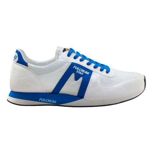 Karhu Fulcrum Star Casual Shoe - White/Blue 6