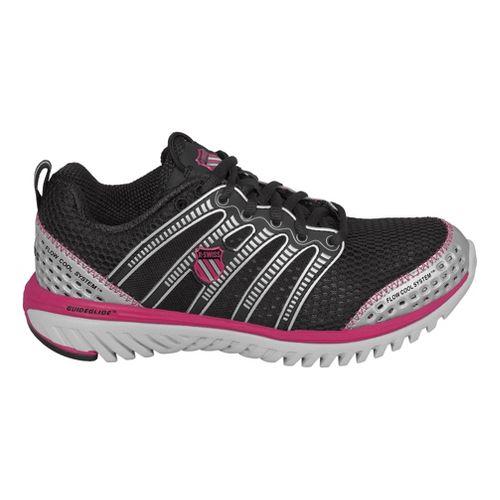 Womens K-SWISS Blade-Light Run Running Shoe - Black/Pink 10.5