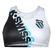 Womens K-Swiss Tri Bra Top Sports Bra