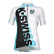 Womens K-Swiss Tri Jersey Short Sleeve Technical Tops