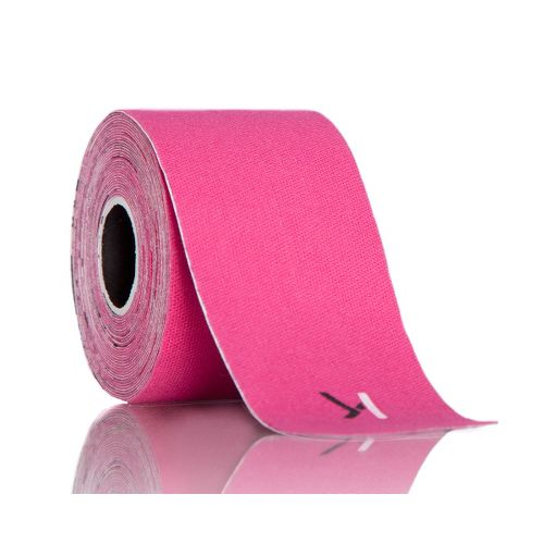 KT Tape Pro 20-strip Roll Injury Recovery - Pink