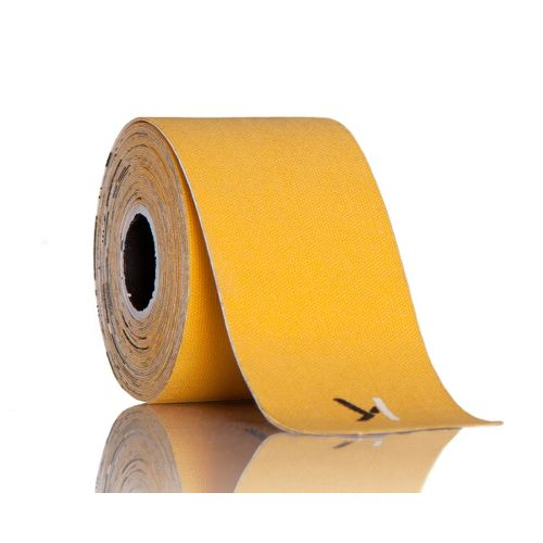 KT Tape Pro 20-strip Roll Injury Recovery - Yellow