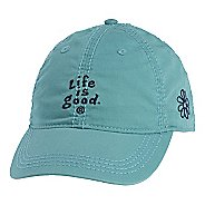 Womens Life Is Good Essentials Chill Cap Headwear