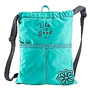 Life Is Good Essential Cinch Sack Bags