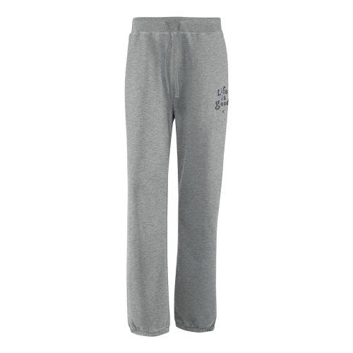 Mens Life Is Good Softwash Sweatpants Full Length - Heather Grey XL