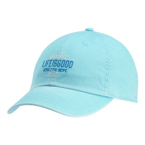 Womens Life Is Good Chill Cap Headwear - Surfer Blue