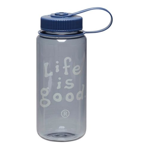 Life Is Good Water Bottle Hydration - Winter Gray
