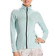 Womens Lole Essential Warm-Up Unhooded Jackets