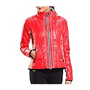 Womens Lole Glee Warm-Up Unhooded Jackets