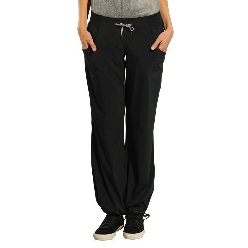 Womens Lole Refresh Full Length Pants - Black XL