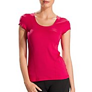 Womens Lole Cardio Top Short Sleeve Technical Tops